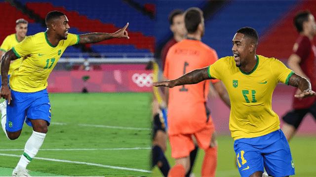 تتويج البرازيل بذهبية طوكيو 2020